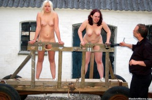 female slave camp