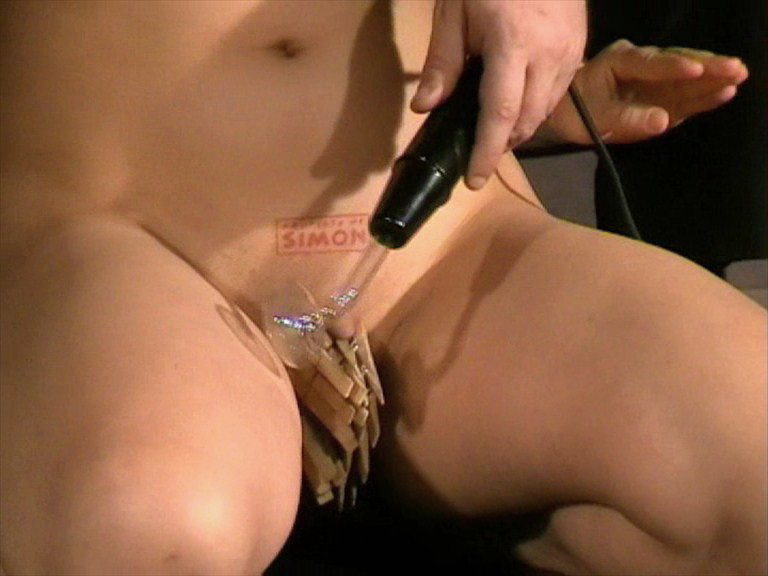 image Extreme electro bondage permission to cum